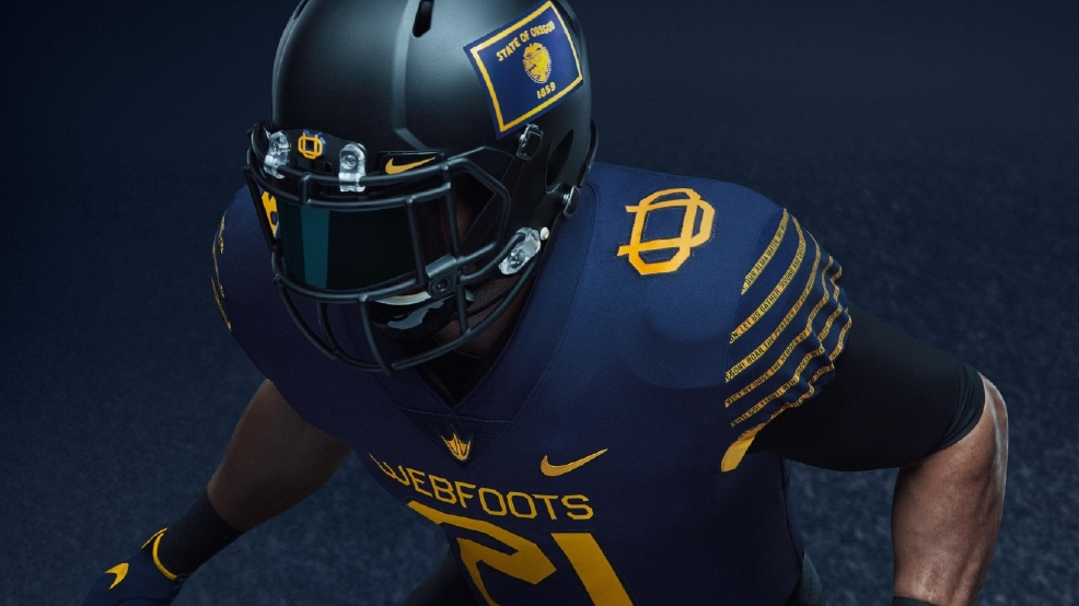 Ducks To Face Huskies In Throwback Webfoot Uniforms Inspired By 1916 Rose Bowl Team