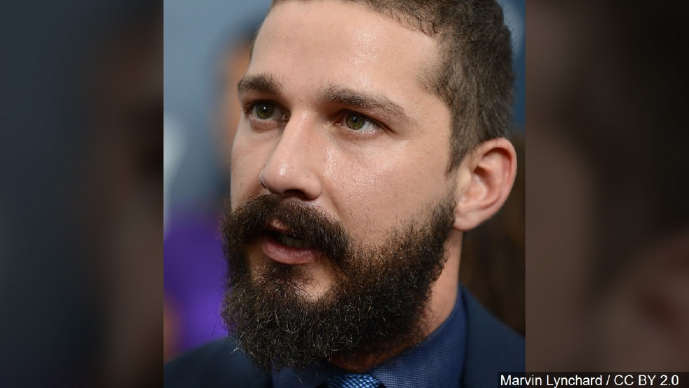 Shia LaBeouf hitches ride to Utah with BYU students