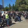 Motorcycle flash mob rolls down Seattle streets; driver assaulted