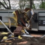 10-year-old girl dies after tree falls on camper