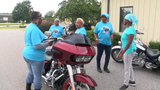 All-female motorcycle group holds benefit ride for Marion children's groups