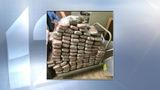 Ohio officers find 200 pounds of marijuana in car