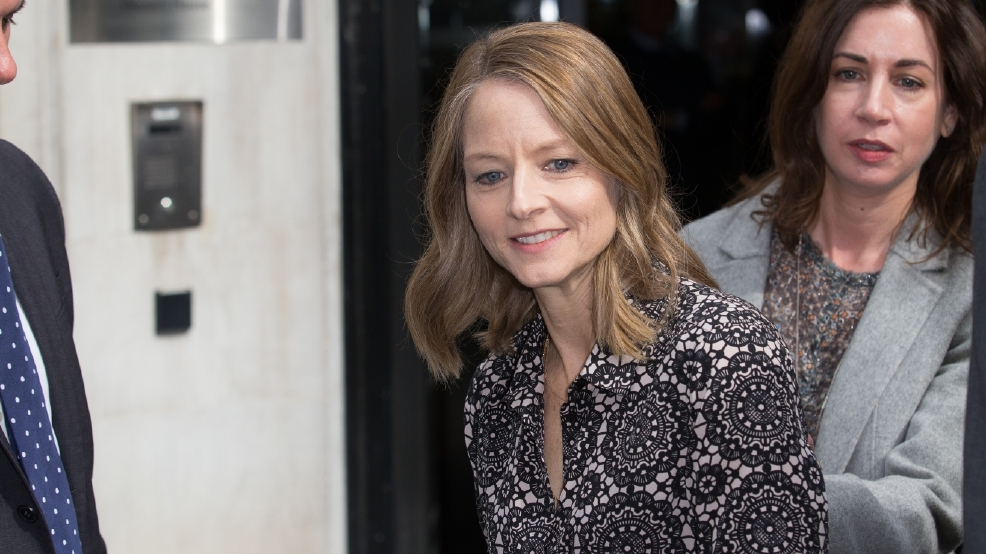 Jodie Foster reveals she was petrified of Hannibal Lecter; never spoke to Anthony Hopkins
