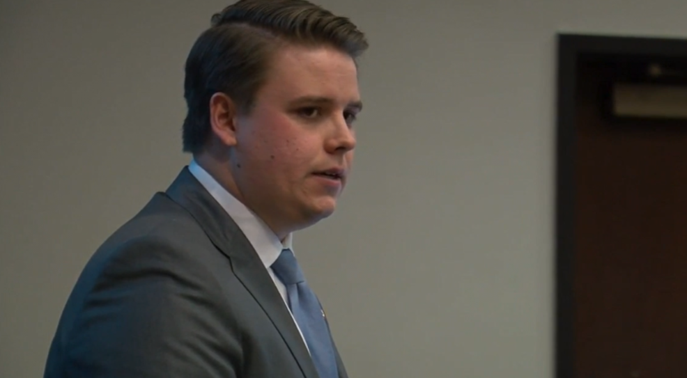 Texas State University Student Body President Impeached