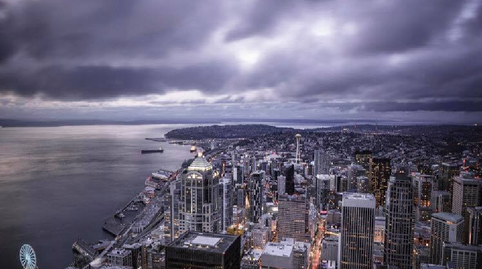 Seattle gets a year's worth of rain in just 5.5 months... again