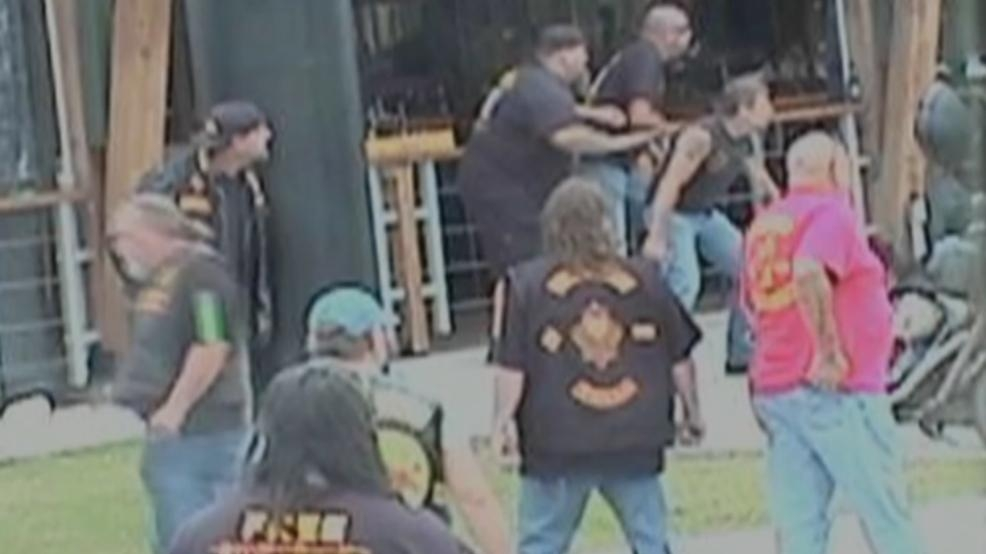 New video shows beginning of Waco biker shootout | WSYX