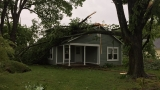 Damage, power outages reported as storms move across Arkansas
