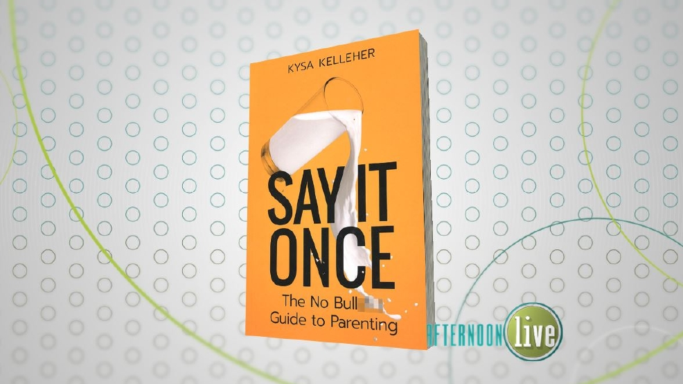 "Parenting Advice:  How to ""Say It Once"""