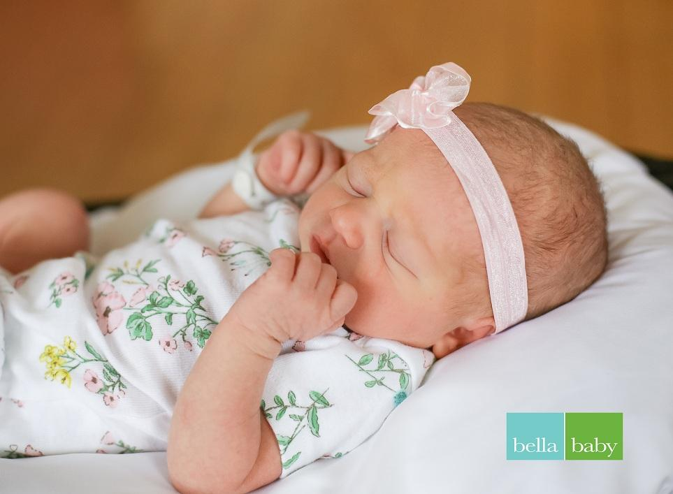 Lyla, our Baby of the Day for November 24, 2015. Photo courtesy of Palms West Hospital and Bella Baby Photography