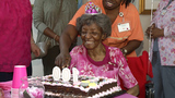 Twiggs Co. woman celebrates 100th birthday