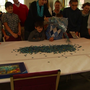 Mills River community puts 9000 pieces together for Puzzlefest