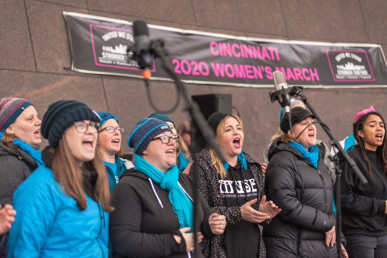 Muse: Cincinnati Music Choir{ }/ Image: Kellie Coleman // Published: 1.19.20