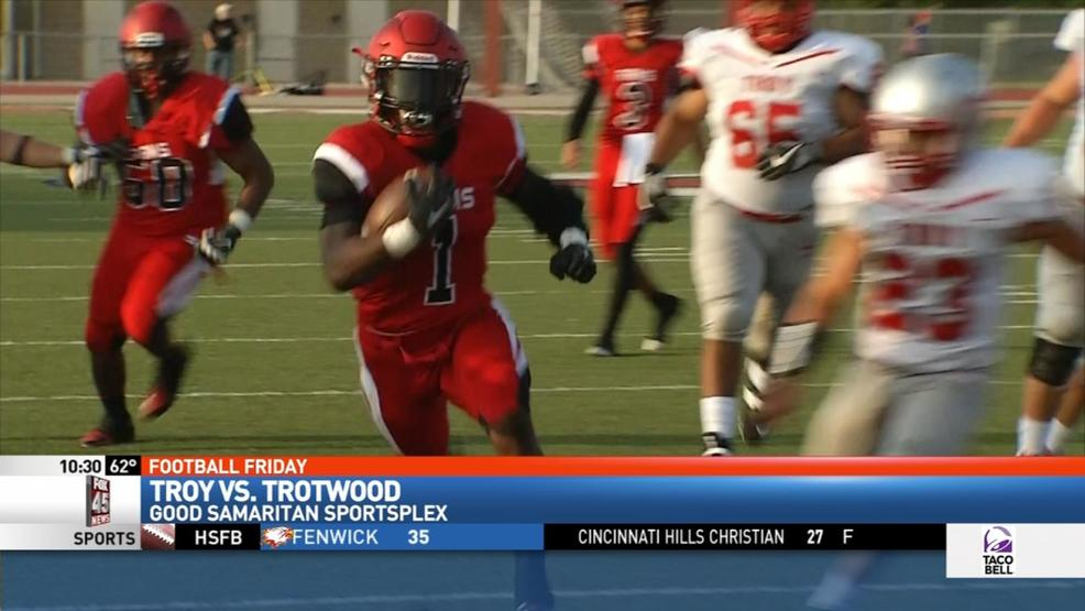Trotwood trounces Troy
