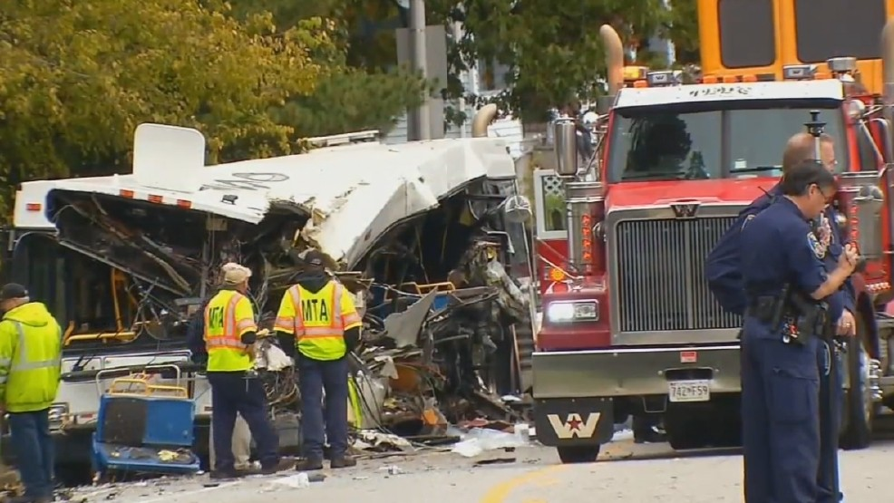 Police have identified five of the six victims killed in a bus crash early Tuesday morning.