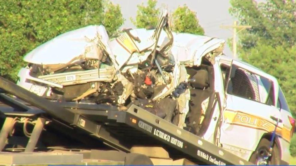 State trooper dies after two vehicle crash | WRSP