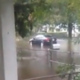 WATCH: Flood waters swallow up Dorchester Waylyn neighborhood in North Charleston.
