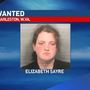 Police searching for woman accused of breaking into several businesses
