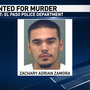 Police identify murder suspect wanted from west El Paso shooting