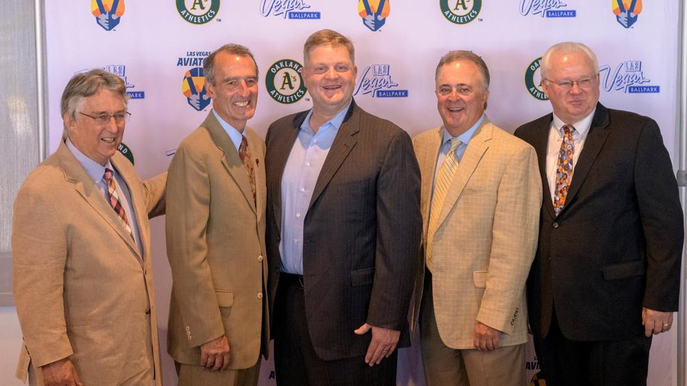 Las Vegas Ballpark to host 2020 Triple-A championship game