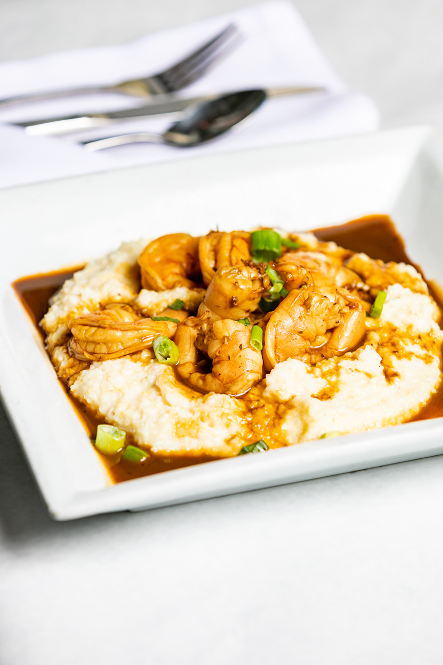 Shrimp and Grits / Image: Amy Elisabeth Spasoff // Published: 5.19.19