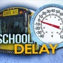 Winter Weather Advisory brings school delays, chain controls to valley floor & Sierras