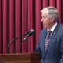 Gov. Parson stands by contract for COO's former employer