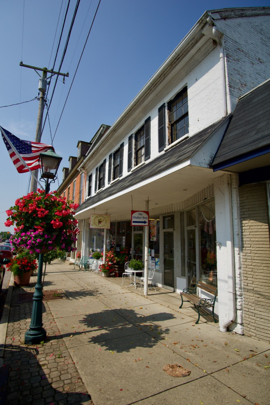 Some Of The Best Antiquing In Ohio Can Be Done In Charming