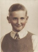 Young Tommy S. Monson, born August 21, 1927, in Salt Lake City, Utah (Photo: MormonNewsroom.org)<p></p>