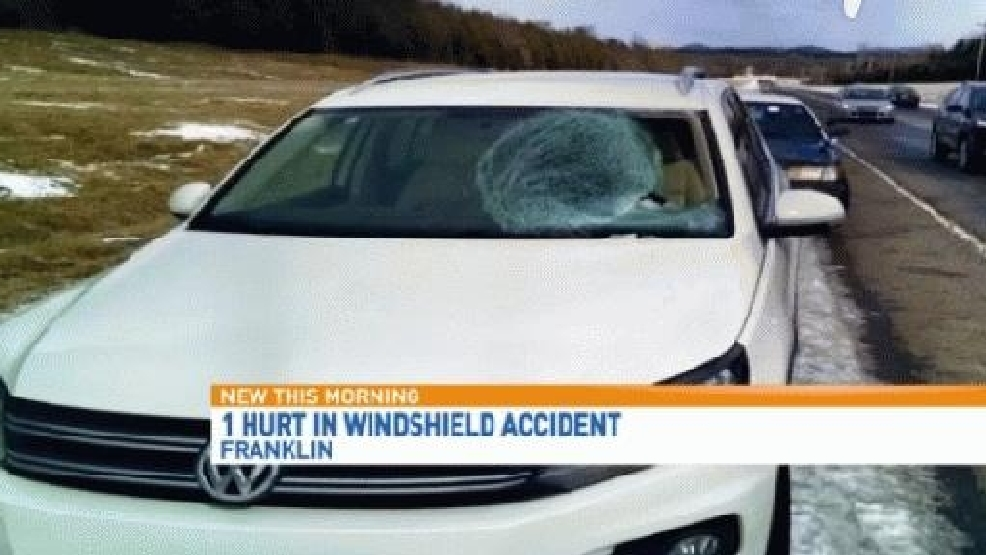 Flying Ice Debris From Cars a Concern