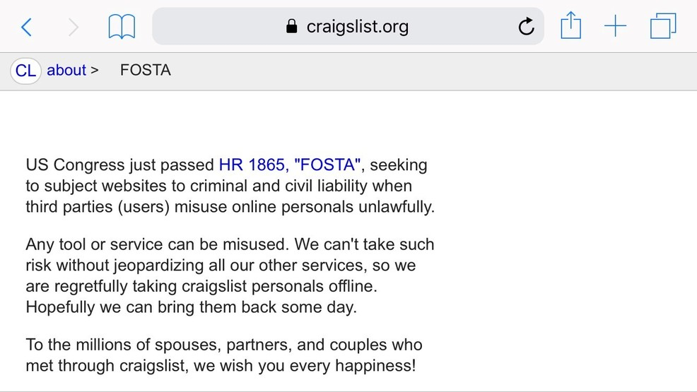 Sex personals like craigslist