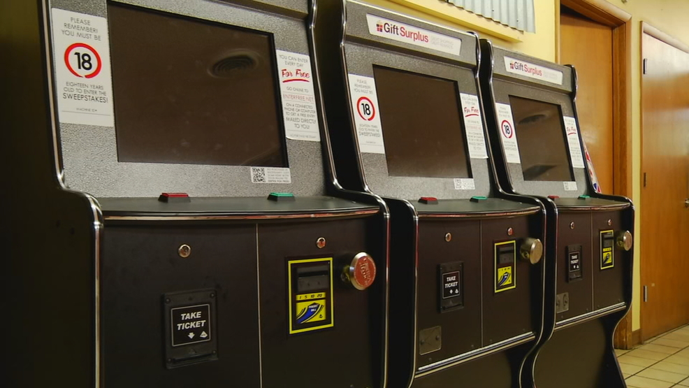 Ask 13: Why are gaming machines still allowed in local gas stations