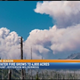 Whitewater Fire near Mt. Jefferson grows to over 5,000 acres