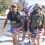Group raise awareness in the name of veteran suicide and human trafficking