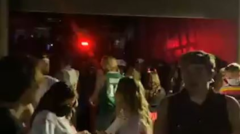 Utah Halloween Parties Appear To Violate State Order For Crowd Size Distancing Masking Kjzz