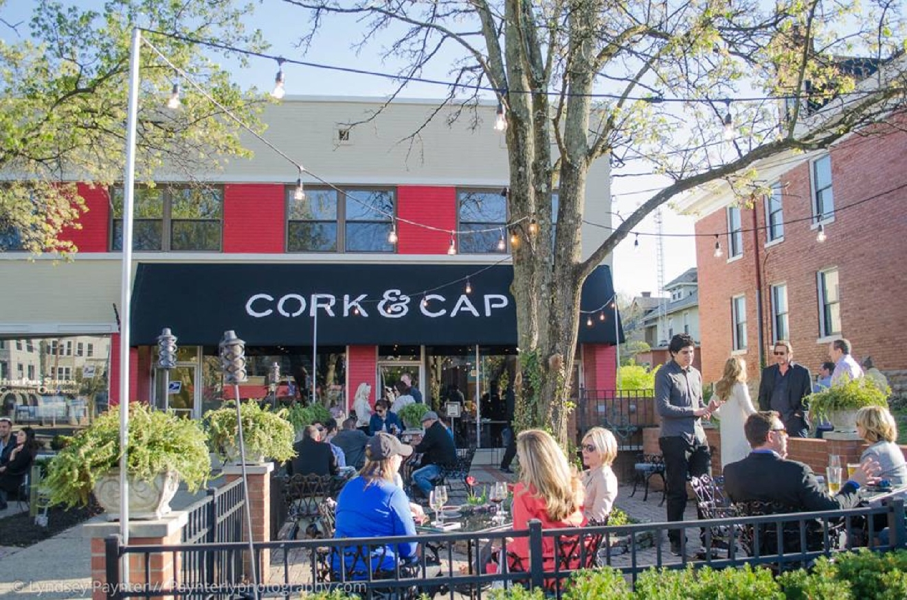Cork and Cap of Hyde Park -- located in Hyde Park at 2637 Erie Avenue (45208). / Image courtesy of Cork and Cap of Hyde Park