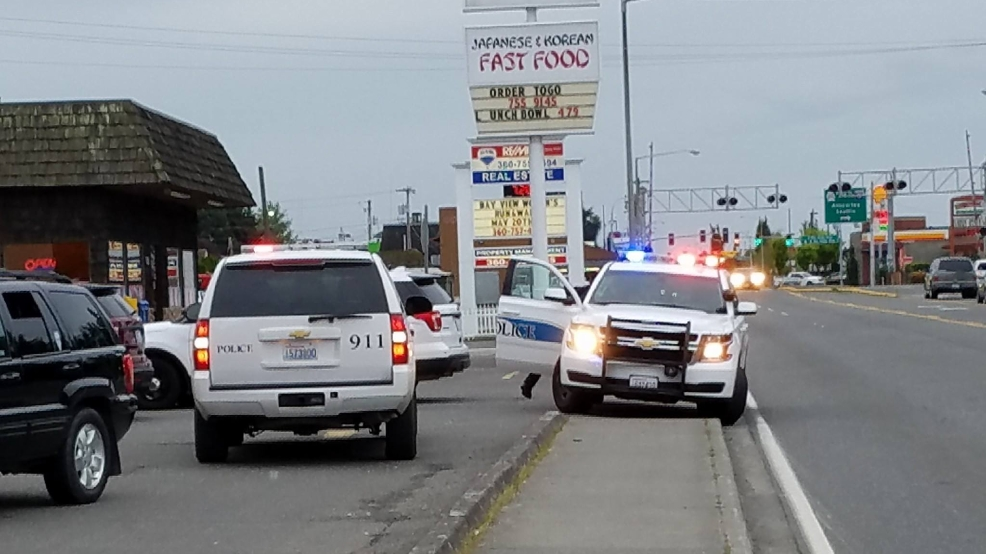 Troopers Police Search For Suspect Who Hit State Patrol