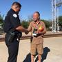 Fresno police help homeless man reunite with his grandson