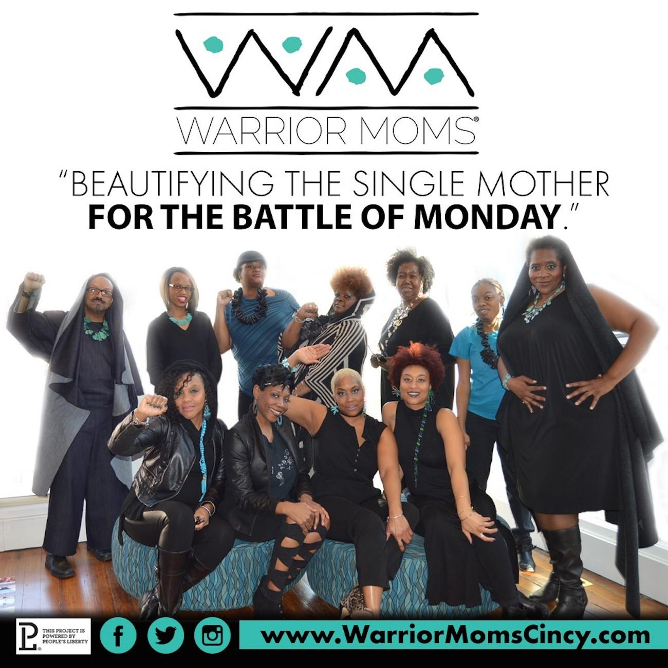 Nicole Lee (pictured, top row, middle) and her team at{&amp;nbsp;}Warrior Moms helps single moms embrace a mindset for success that enables them to overcome the emotional paralysis that comes from living in poverty. / Image courtesy of Warrior Moms // Published: 12.9.17<p></p>