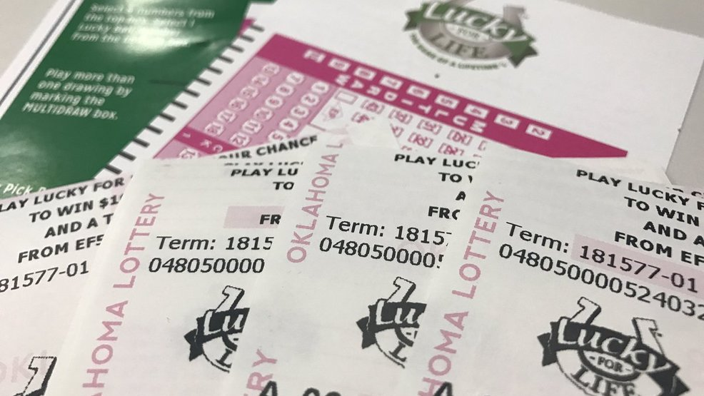 Oklahomans can now play Lucky for Life lottery with $1,000 a day