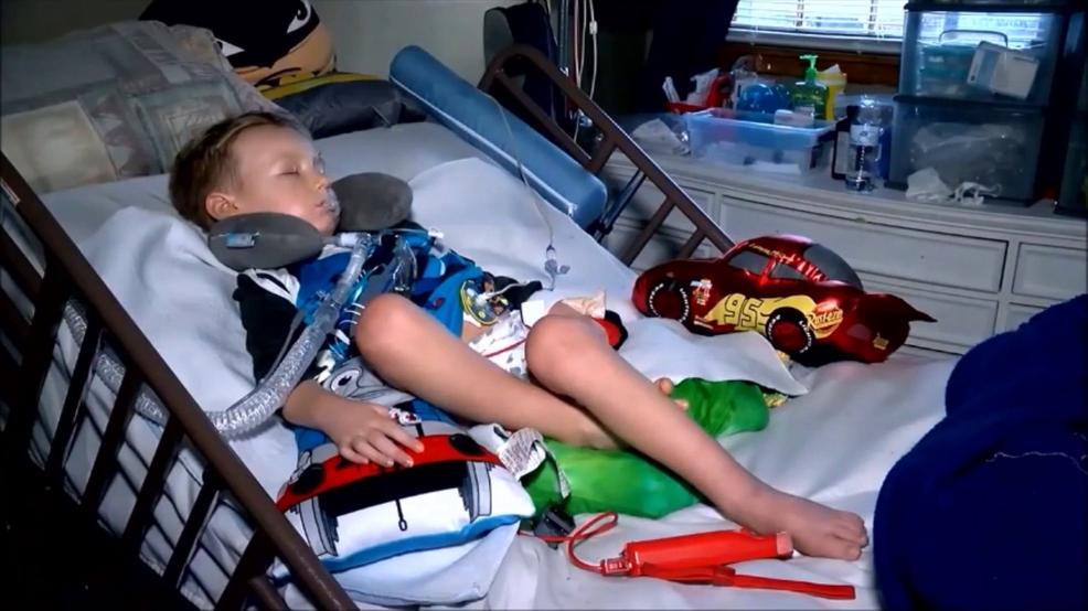 Virginia boy battling polio-like symptoms gets letter from President Trump