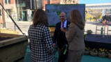 MUSC celebrates new greenway