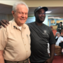 Man reunites with the mover who saved his life