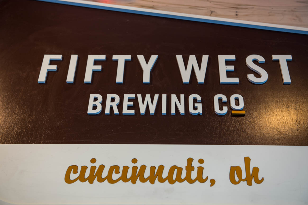 Fifty West Brewing Company has an additional facility across the street known as Fifty West Production Works. Though beer is the brewery's expertise, Production Works also offers trivia night, running groups, and sand volleyball as well as nearby access to a dedicated bike trail and livery for canoeing. ADDRESS: 7605 Wooster Pike (45227) / Image: Mike Menke // Published: 7.6.18