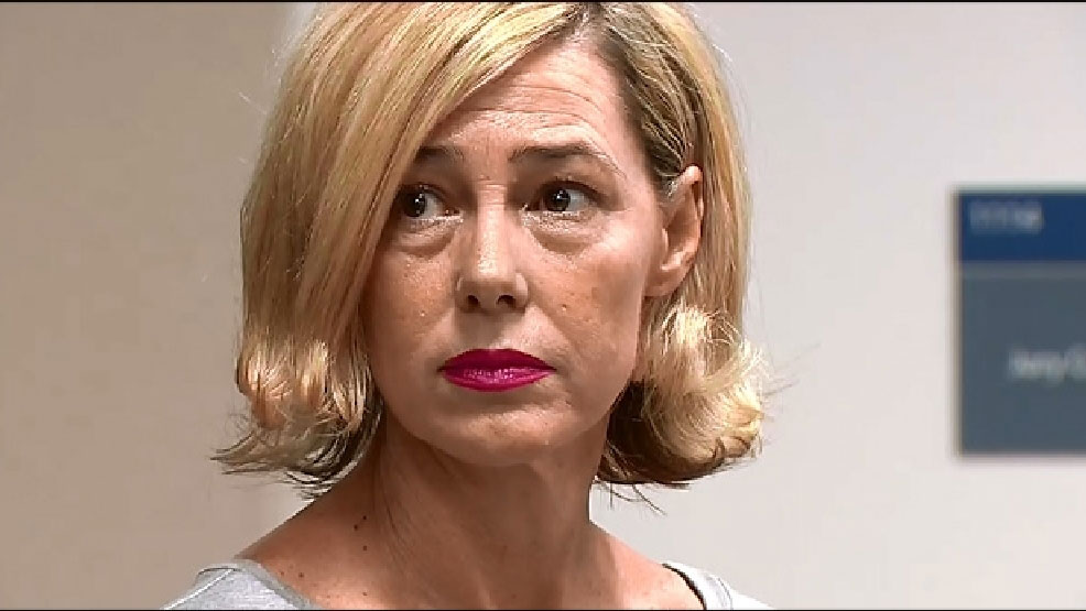 Mary Kay Letourneau is seen at a 2014 court hearing. (KOMO News file photo)