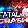 Woman killed in single-vehicle crash in Vinton; man in serious condition