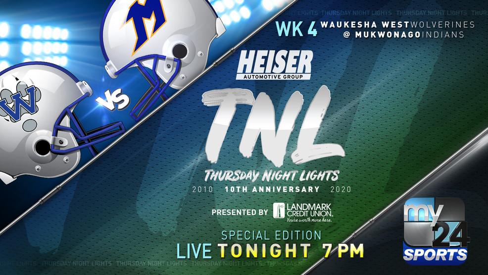 Mukwonago Halloween 2020 Heiser TNL 2020 | LIVE TONIGHT: Waukesha West @ Mukwonago