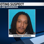 KPD: Shooting suspect 'armed and dangerous'