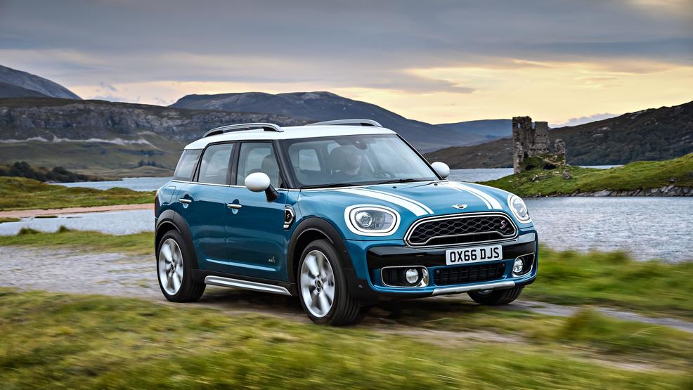 2017 Mini Cooper S Countryman All4 Image Courtesy Of Usa