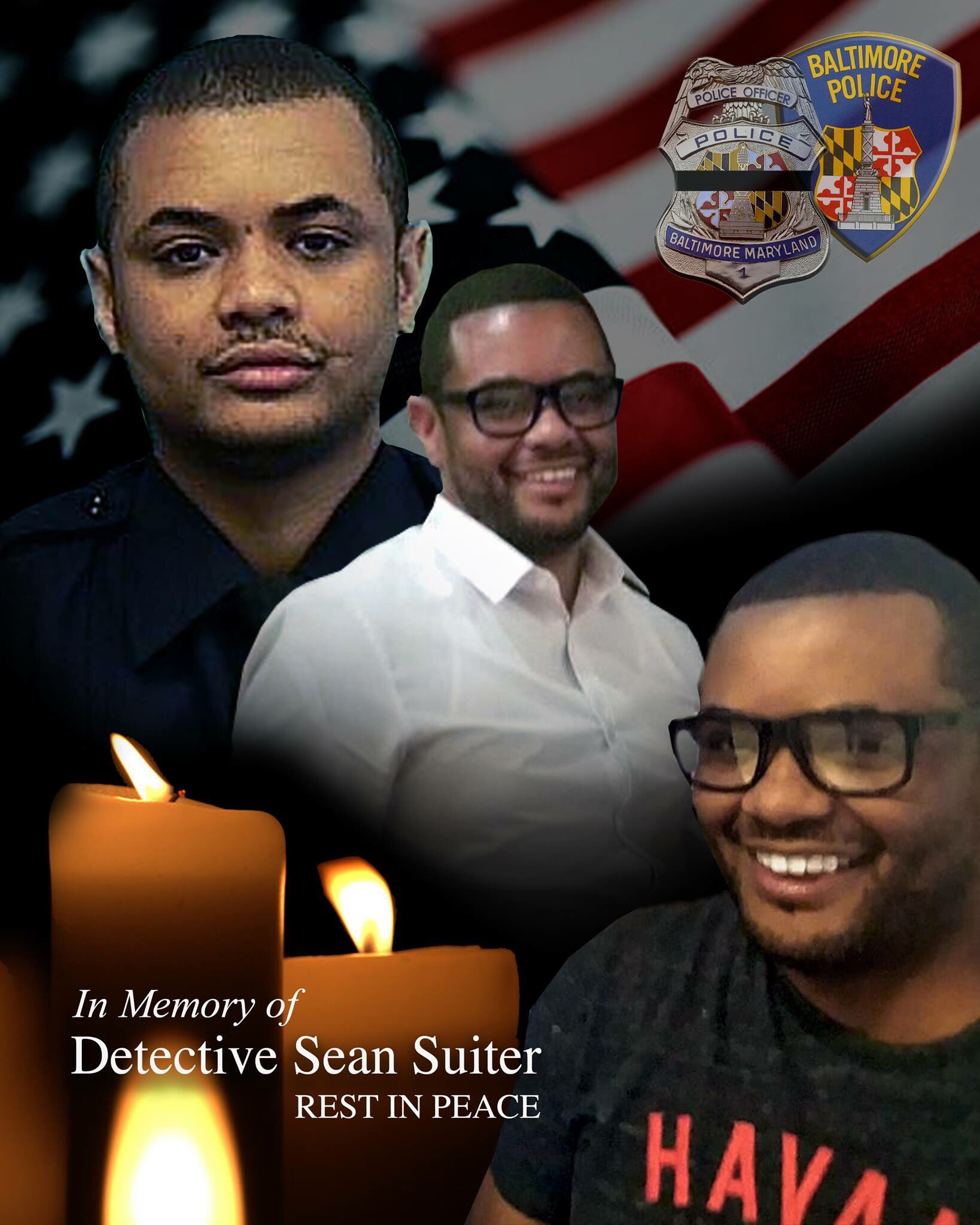 City Detective Sean Suiter (Courtesy: Baltimore Police Department)