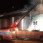 KCFD saves millions in property value at Wonderful Pistachios and Almonds silo fire